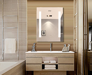 electric mirror, lighted wall mirrors for bathrooms, led illuminated bathroom mirror, lighted bath mirrors