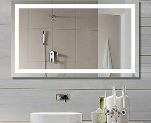 We design the best lighted cabinets, lighted bathroom mirror or electric mirror at affordable prices.